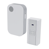WIRELESS DOORBELL 5024 AC 36 MELODIES