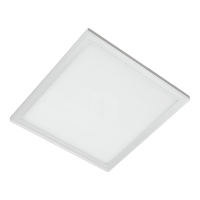 LED PANEL 45W 4000K-4300K 595MM/595MM DIMMABLE,WHITE FRAME
