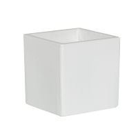 LED FLOWER POT BERN IP65 WHITE