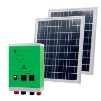 HOME SOLAR POWER SYSTEM 2000W/36V 250Wx2 SET