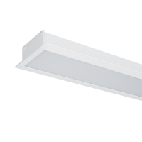 ULTRA THIN LED PROFILE RECESSED S36 18W 4000K WHITE